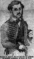 Retrato de Almeida Garrett quando era soldado do batalhão académico, no Cerco do Porto.png