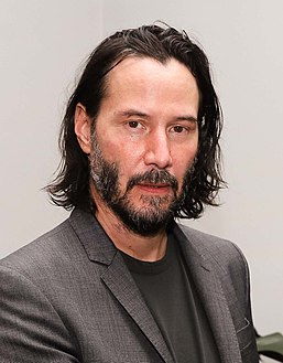 Keanu Reeves Canadian actor
