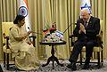 Reuven Rivlin with Sushma Swaraj in Israel (3).jpg