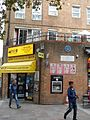 Rhaune Laslett-O'Brien - corner of Tavistock Road and Portobello Road London W11.jpg
