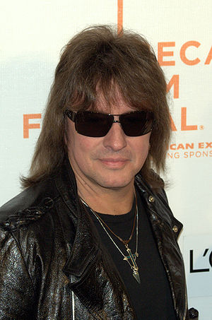 Richie Sambora - Sambora at the Tribeca Film Festival, New York, April 29, 2009