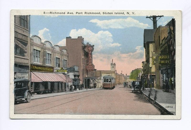 Richmond Ave Staten Island Scf Md