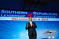 Rick Santorum at Southern Republican Leadership Conference, Oklahoma City, OK 1 May 2015 by Michael Vadon 02.jpg