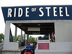 Ride of Steel (Darien Lake) 01.JPG