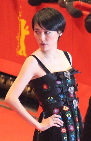 Rinko Kikuchi - Kikuchi at the 65th Berlin International Film Festival, February 2015