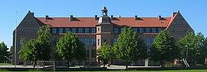 Risskov - Image: Risskov skole 2006