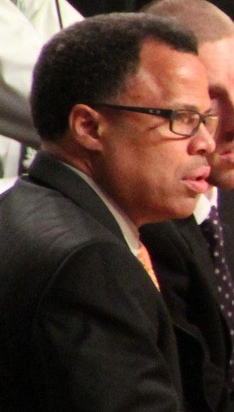 Ritchie McKay - McKay in 2014