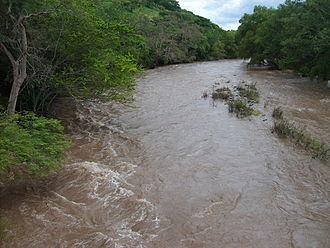 Ameca, Jalisco -  Ameca River.