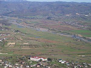 Qvirila River - Qvirila River near to Sachkhere