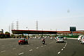 Road Toll Plaza National Highway 11 India March 2015.jpg