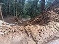 Roadside Landslip in Vazachal Forest, Anaimalai hills Roadside Landslip in Anaimalai hills IMG 20180908 153537004.jpg