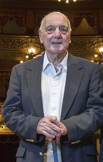 Roberto De Vicenzo - De Vicenzo in 2013