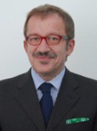 Berlusconi IV Cabinet - Image: Roberto Maroni 2008