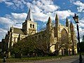 Rochester Cathedral from North West.jpg