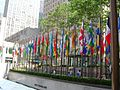 Rockefeller Center Flags (1149728535).jpg