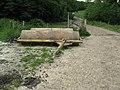 Rollers beside footpath - geograph.org.uk - 1345230.jpg