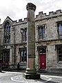 Roman Column, Eboracum, York, England (7643929074).jpg