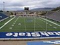 Romney Stadium, Home of the Utah State University Aggies, Logan, Utah (129256483).jpg