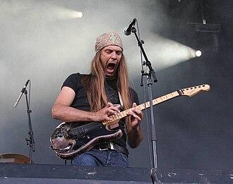 Ronni Le Tekrø - Tekrø performing at Norway Rock Festival 2008