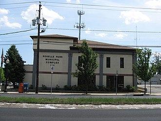 Roselle Park, New Jersey - Municipal Complex