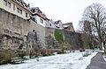 Rothenburg ob der Tauber, Stadtbefestigung, Klostergasse, 003.jpg