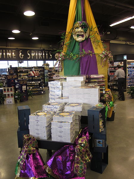 Rouses Grocery King Cakes