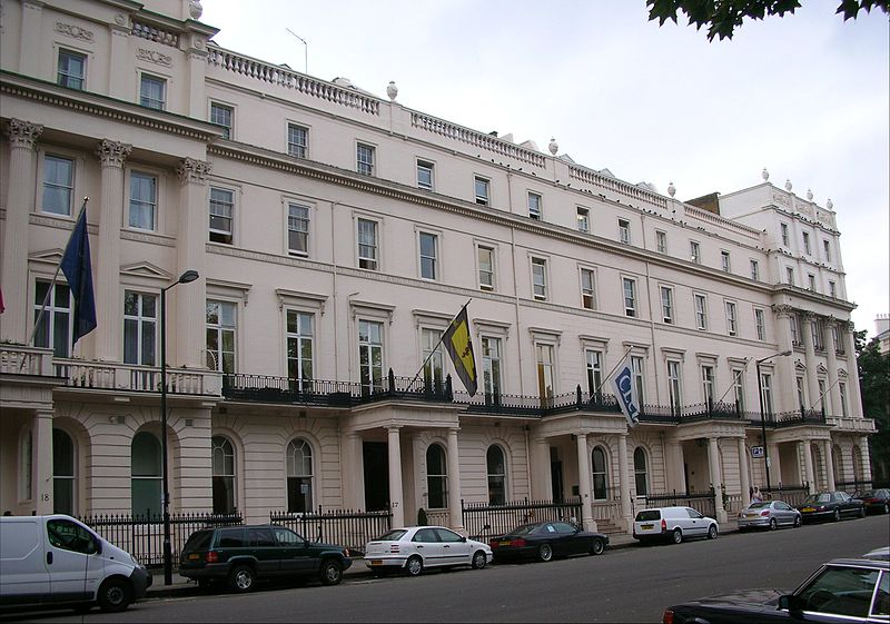 Royal College of Psychiatrists, Wikimedia Commons