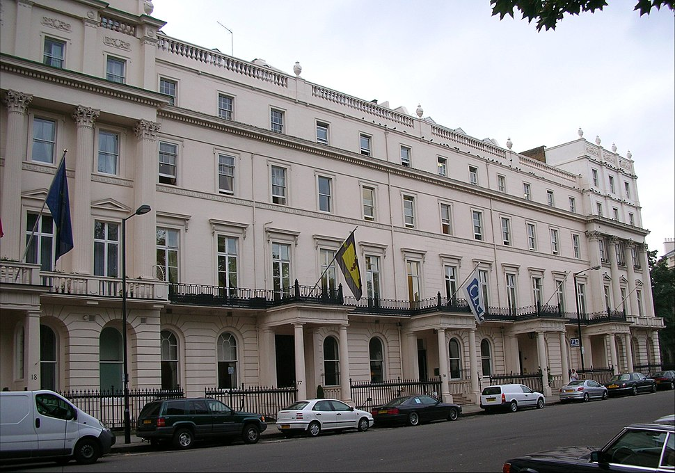 Royal College of Psychiatrists, Belgrave Square