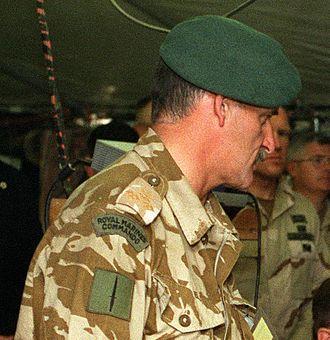 Green beret - Royal Marine (2002)