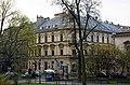 Roznowski's House (arch. Jozef Pokutynski 1893-94), 27 Slawkowska street, Old Town, Krakow, Poland.jpg
