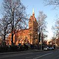 Ruda Śląska Nowary Kościół parafialny pw. św. Wawrzyńca i Antoniego DSC 7316.jpg