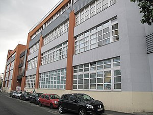 Montreuil, Seine-Saint-Denis - Ubisoft administrative head office in Montreuil
