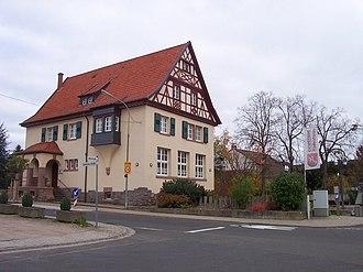 Rüdesheim an der Nahe - Roxheimer Straße 2 – former school
