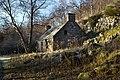 Ruined house below Craig Nordie (2) - geograph.org.uk - 1067296.jpg