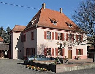 Rumersheim-le-Haut Commune in Grand Est, France