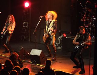 Running Wild (band) German heavy metal band