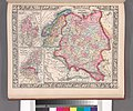 Russia in Europe, Sweden, and Norway; Map of Denmark; Map of Holland and Belgium (NYPL b13663520-1510828).jpg
