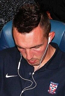 Ryan Bowman English footballer