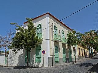 Museu Municipal de São Filipe Museum in Fogo, Cape Verde