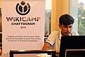 S.M.Tanim, Wikicamp Chattogram, 2019.04.20 (03).jpg