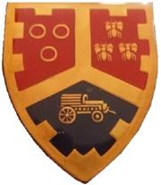 SADF era Regiment University of Pretoria emblem.png