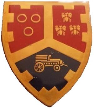 Regiment University of Pretoria - Image: SADF era Regiment University of Pretoria emblem
