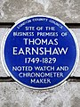 SITE OF THE BUSINESS PREMISES OF THOMAS EARNSHAW 1749-1829 NOTED WATCH AND CHRONOMETER MAKER (25374783682).jpg