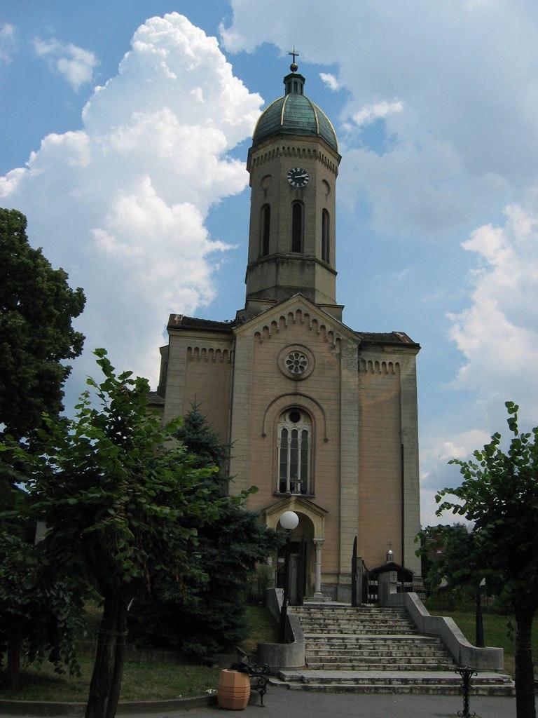 SPalanka, Crkva Svetog Preobraženja