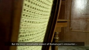 File:SRINIVASA RAMANUJAN- The Mathematician & His Legacy.webm