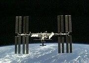 STS-119 Flyaround (Low Resolution)
