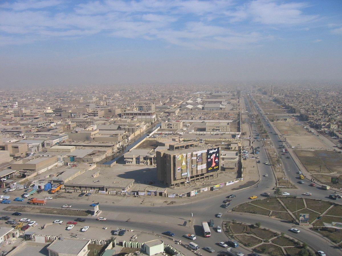Sadr City - Wikipedia