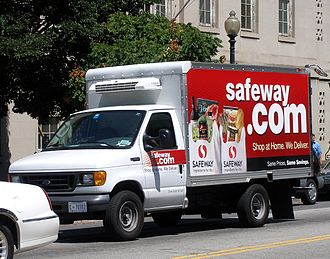 Business model - Although Webvan failed in its goal of disintermediating the North American supermarket industry, several supermarket chains (like Safeway Inc.) have launched their own delivery services to target the niche market to which Webvan catered.