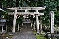 Saguriten-Shrine in Iwayama, Ujitawara, Kyoto July 6, 2018 04.jpg