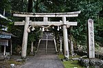 Saguriten-Shrine in Iwayama, Ujitawara, Kyoto July 6, 2018 04.jpg